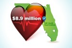 $8.9 million in funding, USF Health Heart Institute