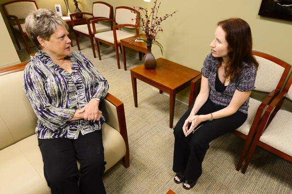 Parkinson's Disease and Movement Disorders Center, Eden Feldman, patient