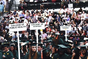 USF Health commencement celebrates educational milestones [video]