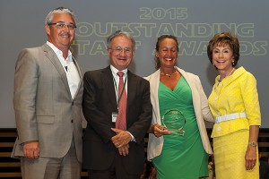 Top talent from USF Health earn Outstanding Staff Awards, and Employee of the Year
